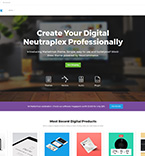 Electronics WordPress Template