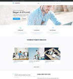 WordPress Template #58924