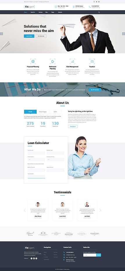 Business Most Popular website inspirations at your coffee break? Browse for more Bootstrap #templates! // Regular price: $75 // Sources available: .HTML,  .PSD #Business #Most Popular #Bootstrap