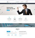 Download Template Monster Website Template 58940