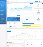 Download Template Monster Admin Template 58943