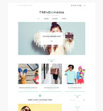 WordPress Template #58957
