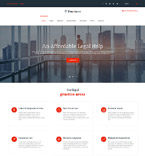 Legal Services WordPress Template