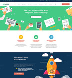 Bootstrap Template #58985