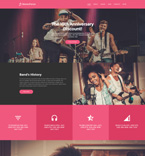 WordPress Template #58988