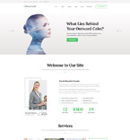 Bootstrap Template #58993