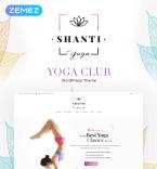 Yoga WordPress Template