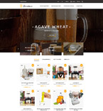 Brewery PrestaShop Template