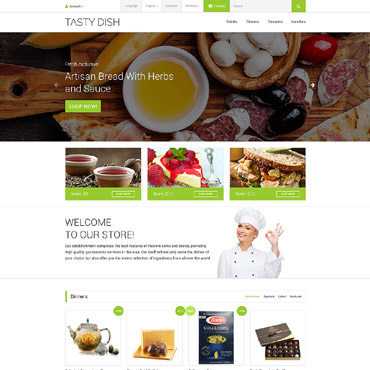 OpenCart Template # 59017