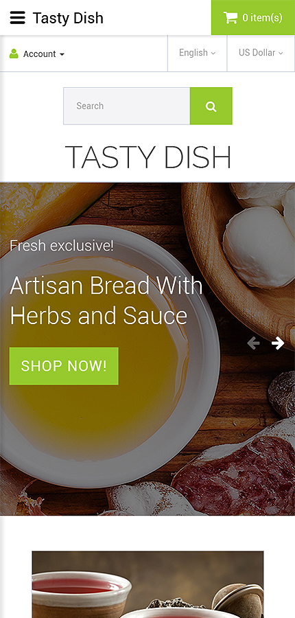 Cafe and Restaurant Most Popular website inspirations at your coffee break? Browse for more OpenCart #templates! // Regular price: $89 // Sources available: .PSD, .PNG, .PHP, .TPL, .JS #Cafe and Restaurant #Most Popular #OpenCart