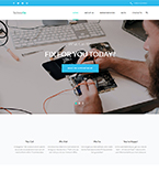 WordPress Template #59024