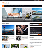 WordPress Template #59037