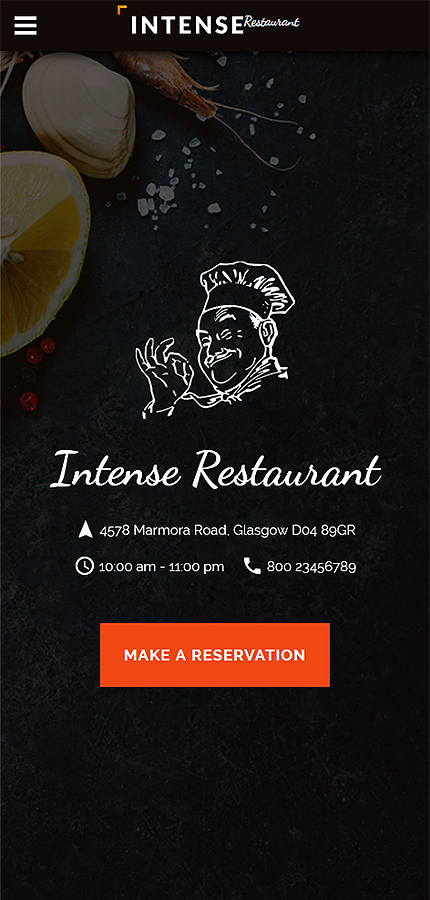 Cafe and Restaurant Most Popular website inspirations at your coffee break? Browse for more Bootstrap #templates! // Regular price: $59 // Sources available: .HTML,  .PSD #Cafe and Restaurant #Most Popular #Bootstrap