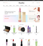 Cosmetics Store OpenCart Template