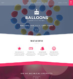 Event Planner OpenCart Template