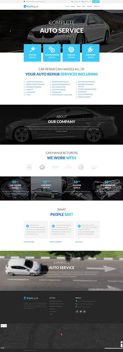 Car Most Popular website inspirations at your coffee break? Browse for more Joomla #templates! // Regular price: $75 // Sources available: .PSD, .PHP #Car #Most Popular #Joomla