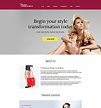 Moto CMS HTML Template #59162