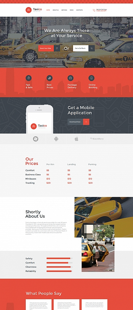 Transportation website inspirations at your coffee break? Browse for more Moto CMS HTML #templates! // Regular price: $139 // Sources available:<b>Sources Not Included</b> #Transportation #Moto CMS HTML