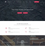 Product Page Landing Page Template