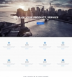 Service Page Landing Page Template