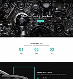 Car Repair Services Landing Page Template