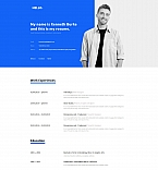Motocms 3 landing builder template 59245 - Buy this design now for only $19