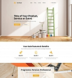 Motocms 3 landing builder template 59248 - Buy this design now for only $19