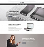 Project Portfolio Landing Page Template