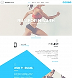 Moto CMS HTML Template #59309