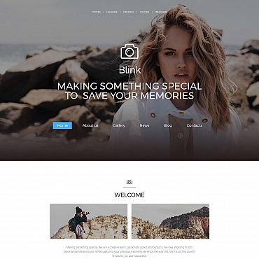 Photo Gallery Template # 59490