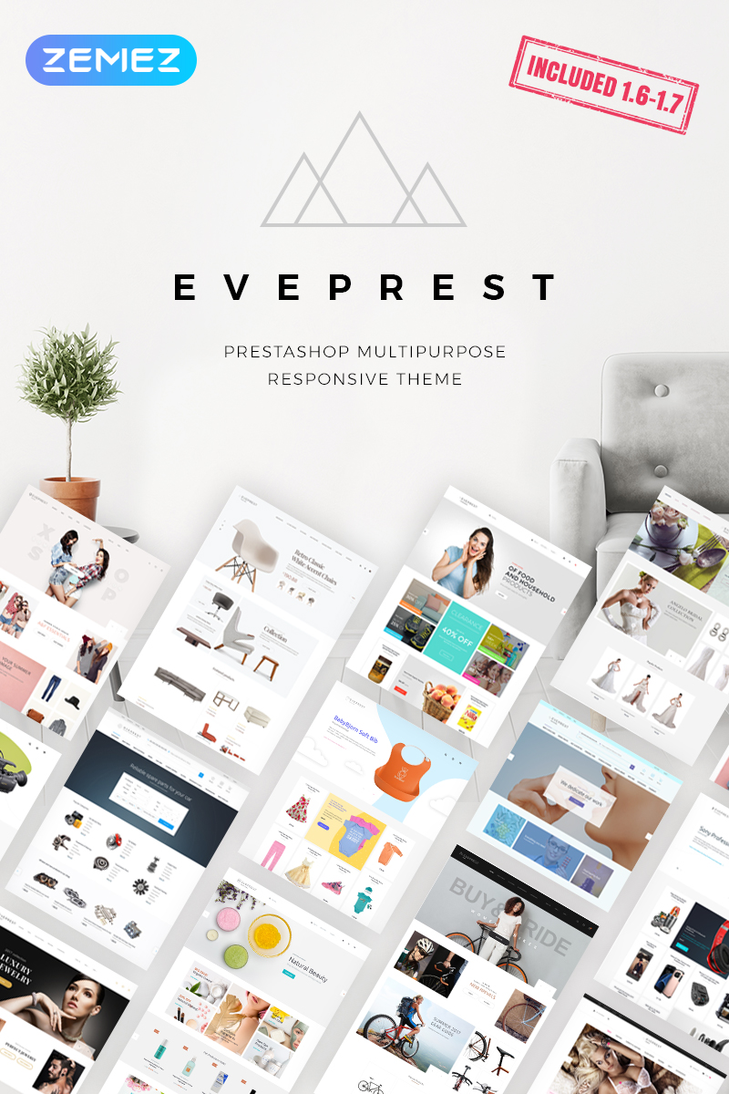 Fashion Most Popular website inspirations at your coffee break? Browse for more PrestaShop #templates! // Regular price: $160 // Sources available: .PSD, .PHP, .TPL #Fashion #Most Popular #PrestaShop