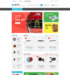 OpenCart Template #60024