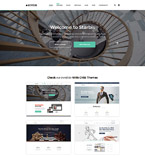 Bootstrap template 60047 - Buy this design now for only $75