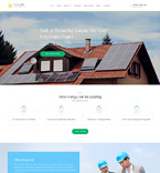 Ecology WordPress Template