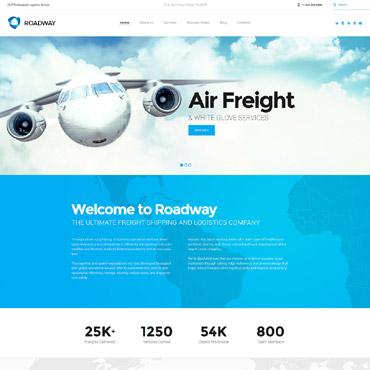 WordPress Theme # 60054