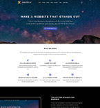 Space Design Joomla Template