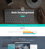 Development Company Joomla Template