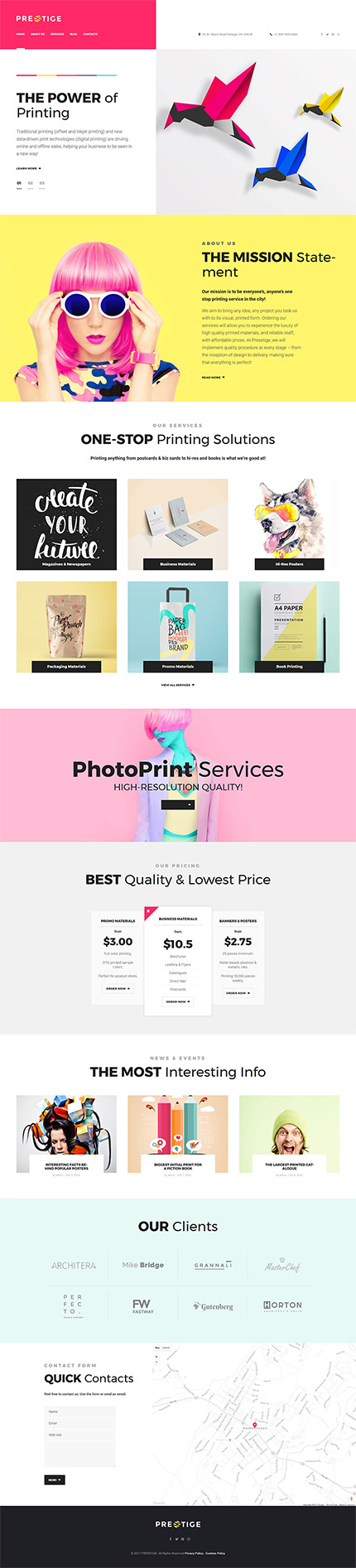 Art & Photography Most Popular website inspirations at your coffee break? Browse for more WordPress #templates! // Regular price: $75 // Sources available:.PHP, This theme is widgetized #Art & Photography #Most Popular #WordPress