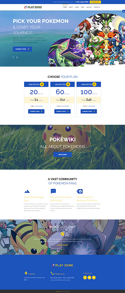 Games Most Popular website inspirations at your coffee break? Browse for more Joomla #templates! // Regular price: $75 // Sources available: .PSD, .PHP #Games #Most Popular #Joomla