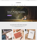 Publishing Company WordPress Template