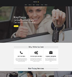 WordPress Template #60119
