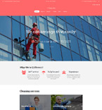 WordPress Template #60120