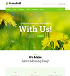 Wordpress template 61117 - Buy this design now for only $75