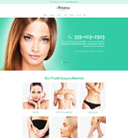 Plastic Surgery Clinic Joomla Template
