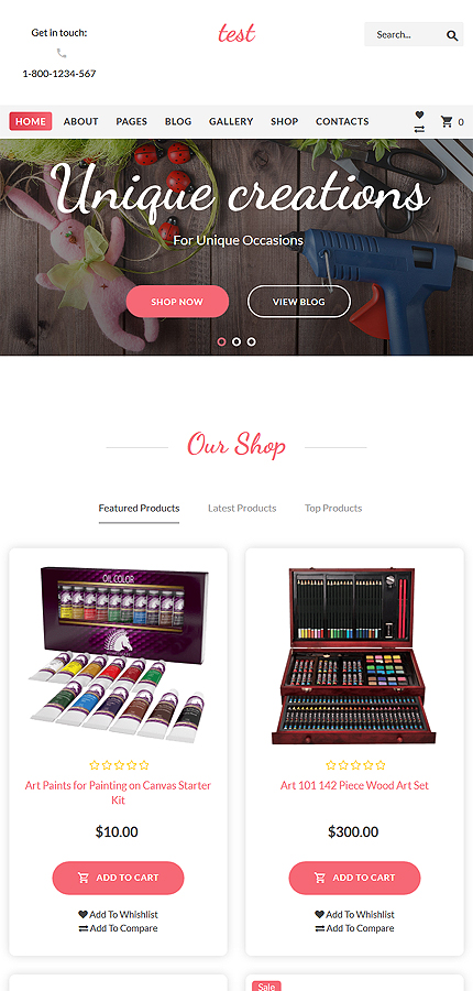 Most Popular Hobbies & Crafts website inspirations at your coffee break? Browse for more Joomla #templates! // Regular price: $75 // Sources available: .PSD, .PHP #Most Popular #Hobbies & Crafts #Joomla