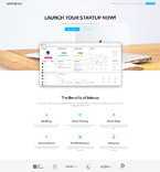 Intensive Development Landing Page Template
