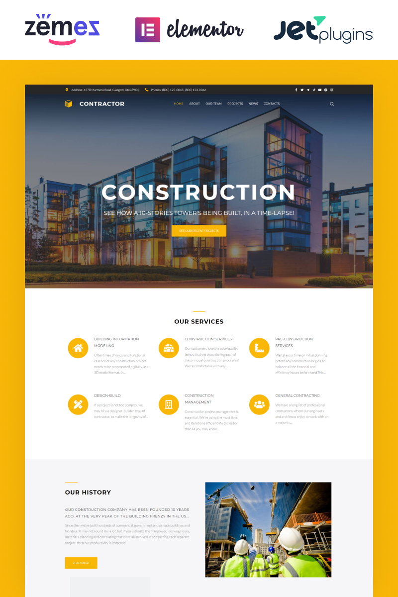 Architecture Most Popular website inspirations at your coffee break? Browse for more WordPress #templates! // Regular price: $87 // Sources available:.PHP, This theme is widgetized #Architecture #Most Popular #WordPress