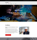 WordPress Template #61167