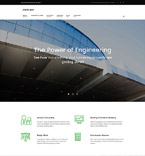 WordPress Template #61168
