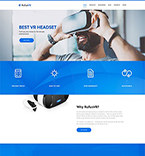 WordPress Template #61172
